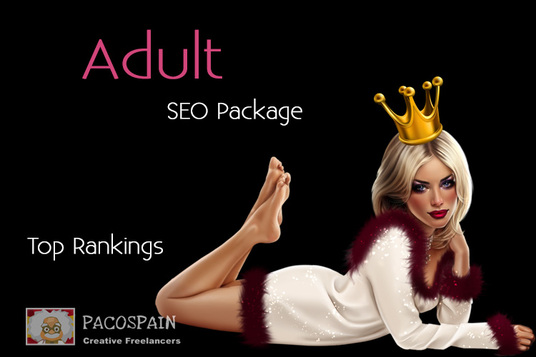 I will do ADULT Ranking Package - Top Google Results