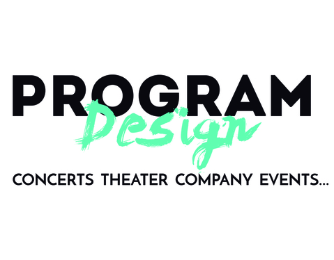Design A Professional Conference Or Event Program (business, ceremony, wedding ...)