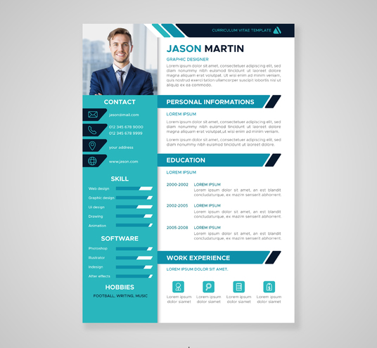 I will Design, Edit, Format or Rewrite your Resume/CV and Cover Letter