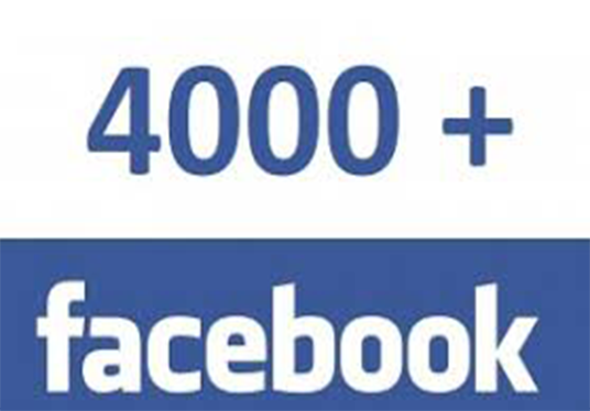 I will provide 4000 Facebook Post Likes