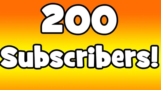 I will add 200 YouTube subscribers