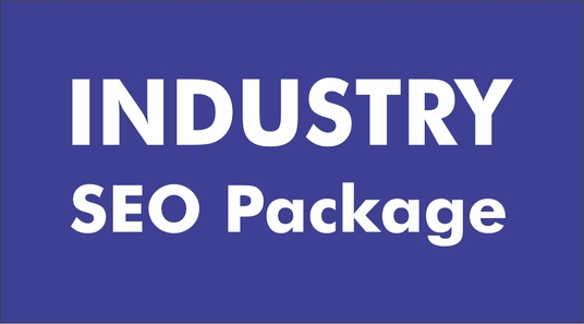 I will provide Industry SEO Package