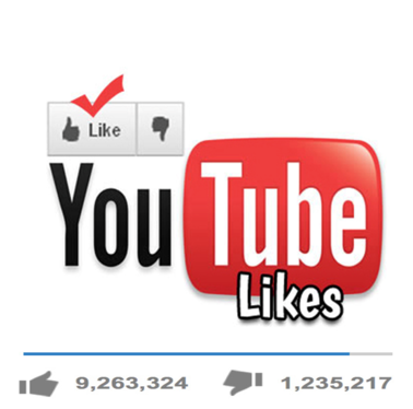 Give you 500+ YouTube Video Likes real active non drop very fast delivery