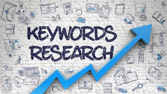 I will Do Low Competition SEO Keywords Research