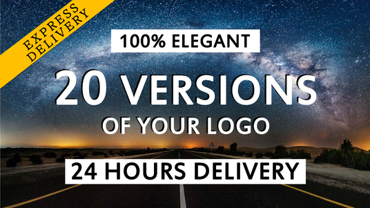 I will Create 20 versions Intro Logo Animations with your Logo