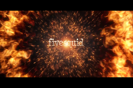 Do Amazing Fire Born Cinematic Logo Intro for Youtube Channel