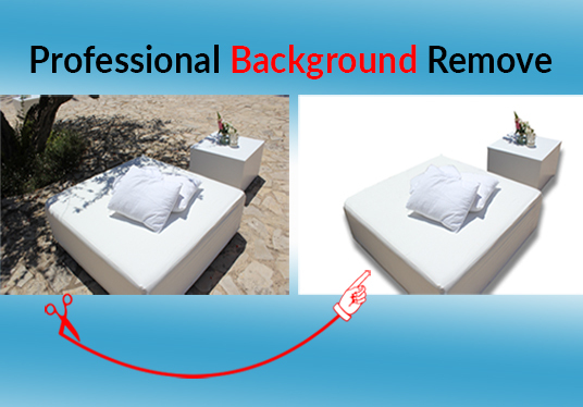 I will do 200 images background removal & editing superfast