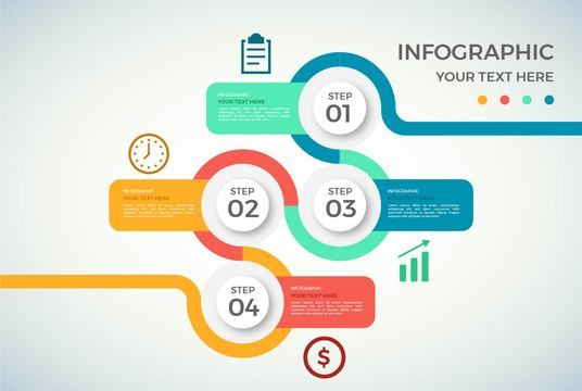 I will Create Eye Catching Infographics For You