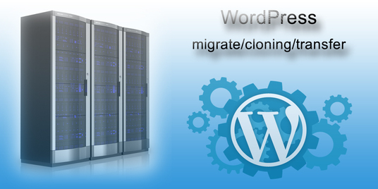 I will migrate, clone and transfer your WordPress website from old to new domain