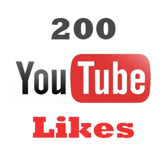 I will give 200+ Youtube Video Likes With in Few hours