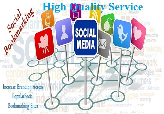 I will Bookmark your site on top 25 Social Bookmarking Sites