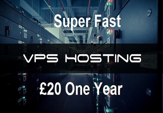 I will Host your Website on our Super-Fast VPS Web hosting