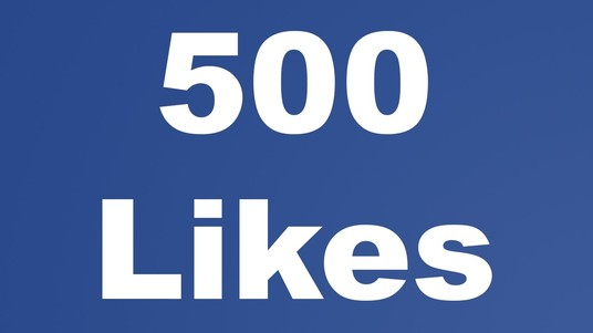 I will give you 500 Real active Facebook Likes to your Facebook Page, Post, Photo, Website, URL