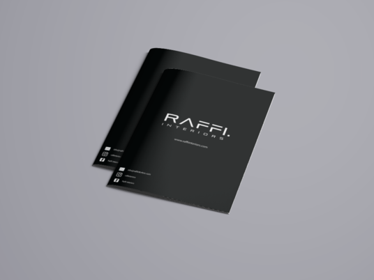 I will Design Awesome Print Ready Brochure
