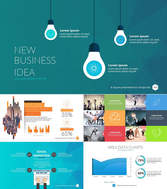 I will make amazing looking & business friendly PowerPoint presentations for you