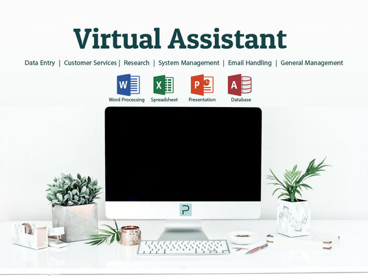 I will Be Your Virtual Assistant For Web Research, Data Entry, File Conversion, Excel