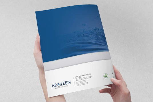 Design Awesome Print Ready Brochure