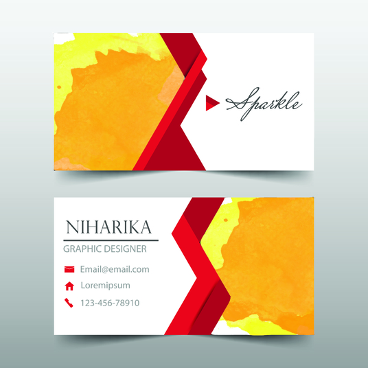 I will Design Business Card And Do 2 Realistic Mock Ups