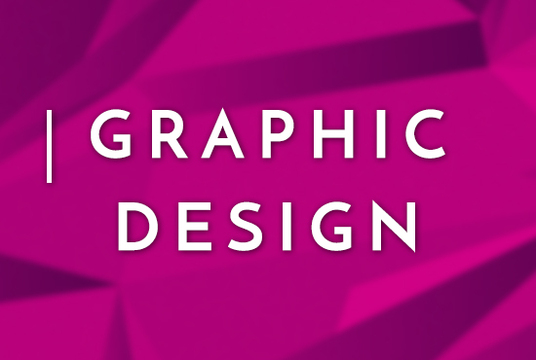 I will do any type of graphic design work