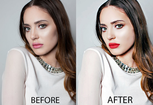 I will Do Professional Photo Retouching and change background