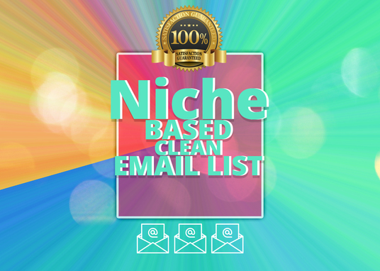 I will Provide Targeted Email List,Email Marketing