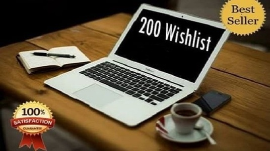 I will Create Effective Wishlist For Your Amazon Products Ranking With A Specific  Keyword