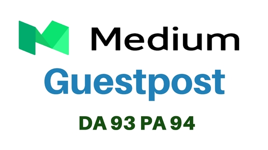 I will Write And Publish Guest Post On Medium.com
