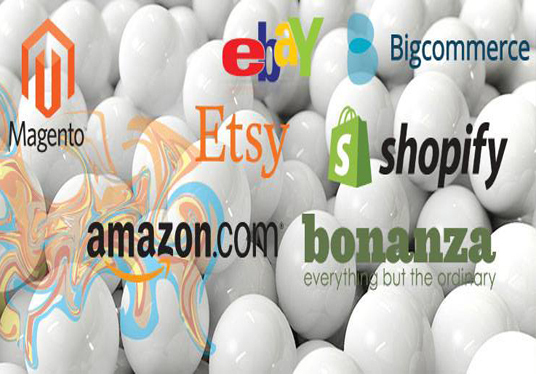 I will Product Listing On Amazon  and eBay