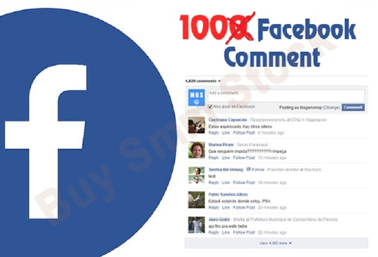 I will Provide you 100+ Real  USA Facebook Photo,Post,Video,Status Comments or 100 Share