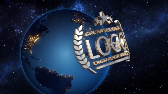 create Professional 3D Logo Intro videos in 24 hours or less