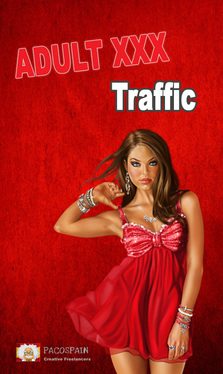 send 75,000 traffic to your adult website