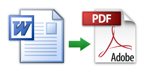 I will Convert Your Word Doc To PDF