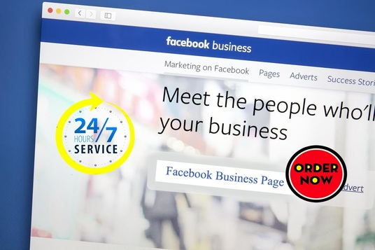 I will Create Facebook Business Page