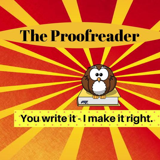 I will accurately proofread and edit up to 1000 words