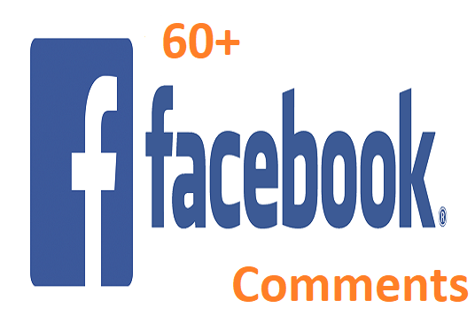 I will give you 60 Custom, English and unique id comments on your Facebook posts, videos or pictu