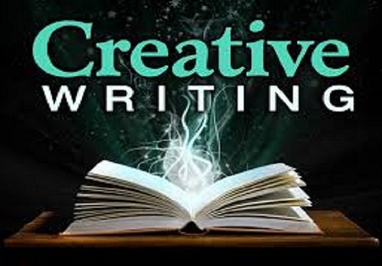 I will write your creative writing