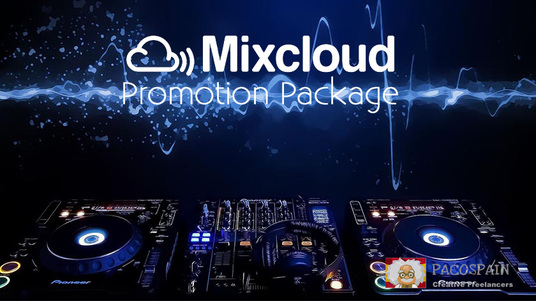 I will do this MIXCLOUD PROMOTION PACKAGE - Best Ever