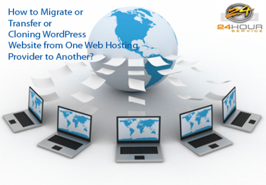 I will Migrate or Transfer or Cloning your WordPress Website