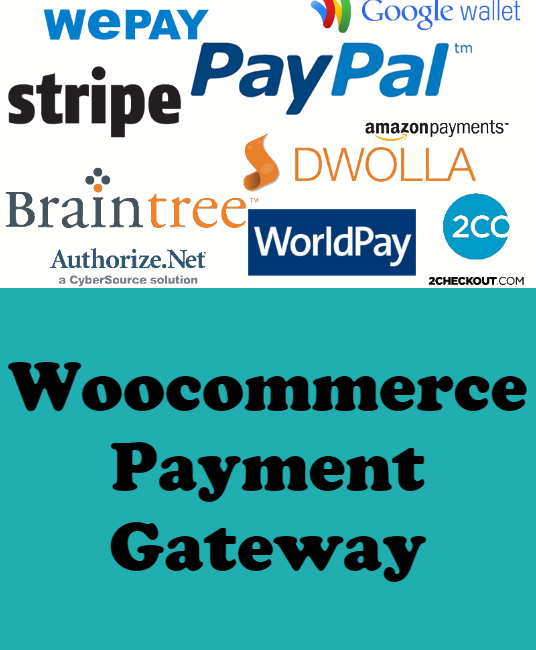 I will Install a Woocommerce Payment Gateway in your Wordpress Website