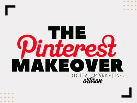I will Design And Create Beautiful Pinterest Pins