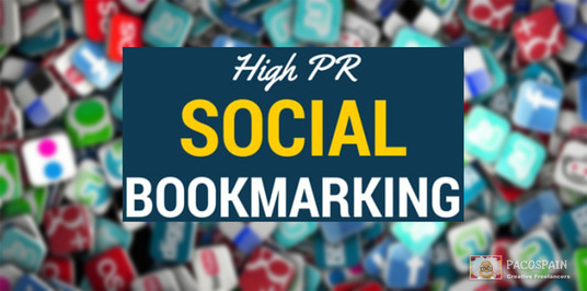I will Provide you manually 25 Top PR10-5 Social Bookmarks