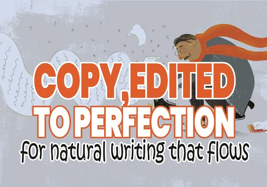 Copy Edit Your Article And Make It Pop