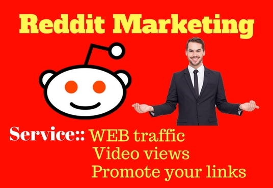 I will do your Reddit Marketing