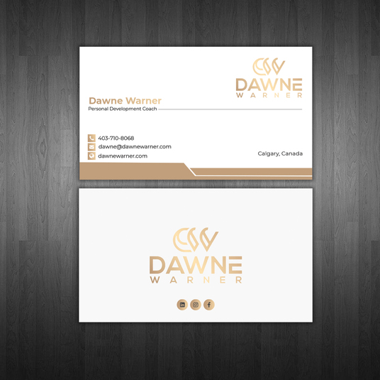 I will design business card with two concepts in 24 hours