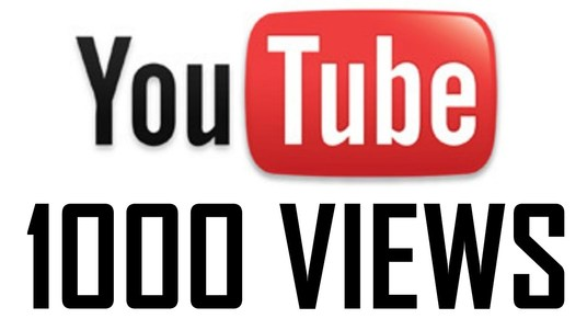 I will add 1000+ High Quality Youtube views