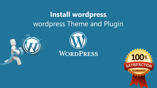 I will install WordPress, theme, and plugins
