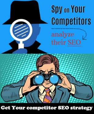Provide Spy Competitors Website Traffic and Backlinks - Make your Website SEO Strategy