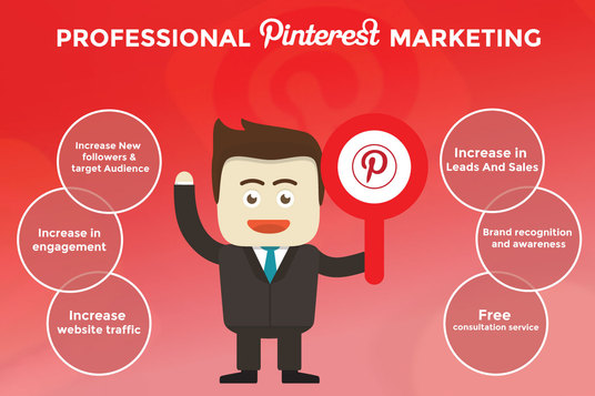 I will manage, grow and Pinterest marketing professionally