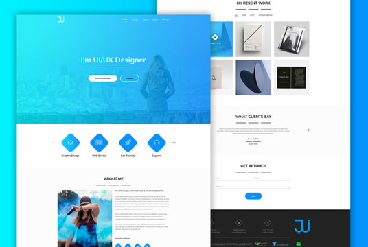 Design Web And App Mockup