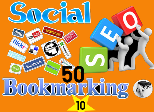 I will Provide 50 Manual Social Bookmarks Top PR10-5